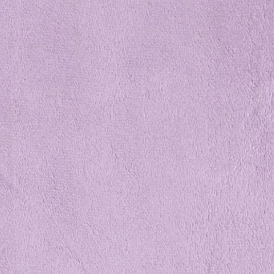 Shannon Minky Solid Cuddle 3 Lavender