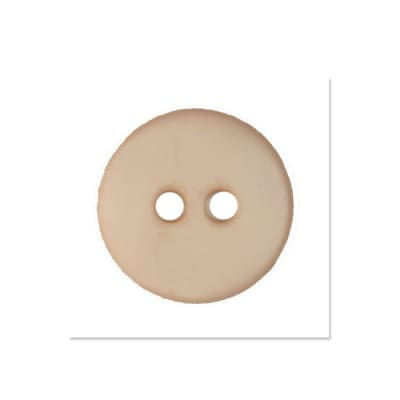 Colors by Favorite Findings 5/8'' Buttons 20/Pack Cream