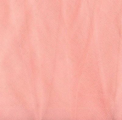 108'' Wide Nylon Tulle Peach