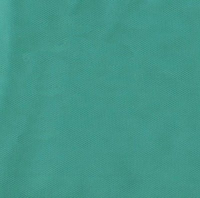 "54"" Wide Tulle Teal"