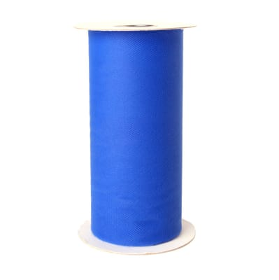 Apparel Grade Tulle Spool Royal