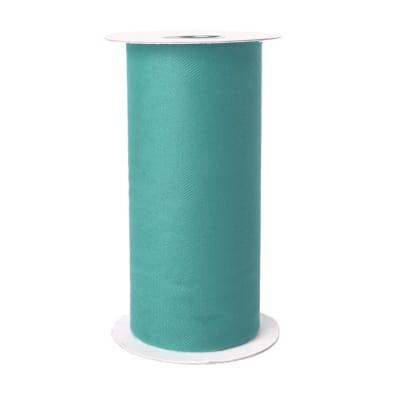 Tulle Spool Teal