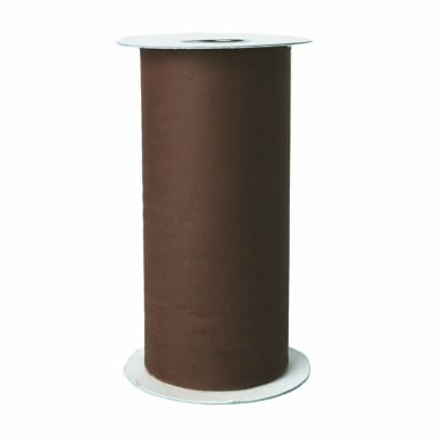 Tulle Spool RD Chocolate