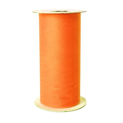 Apparel Grade Tulle Spool Shrimp