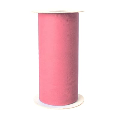 Tulle Spool Paris Pink