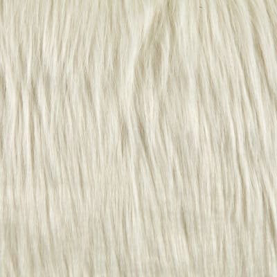 Shannon Faux Fur Luxury Shag Ivory