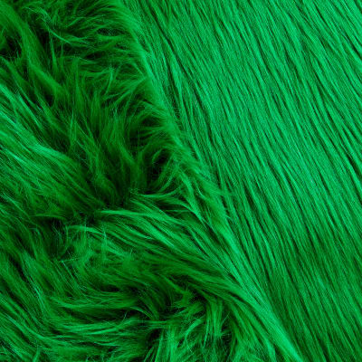 Shannon Faux Fur Luxury Shag Emerald