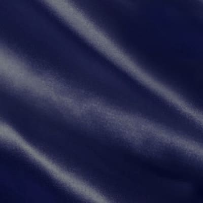 Silky Satin Charmeuse Solid Navy