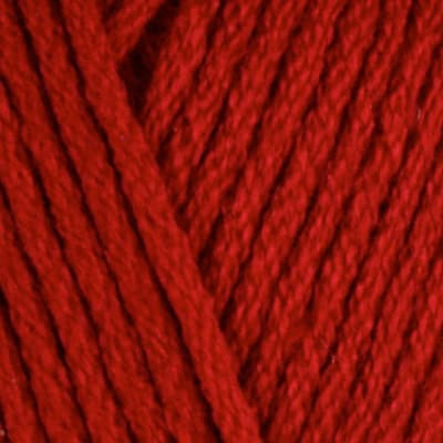 Berroco Comfort Yarn (9750) Primary Red