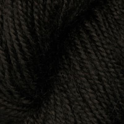 Berroco Ultra Alpaca Light Yarn (4245) Pitch Black