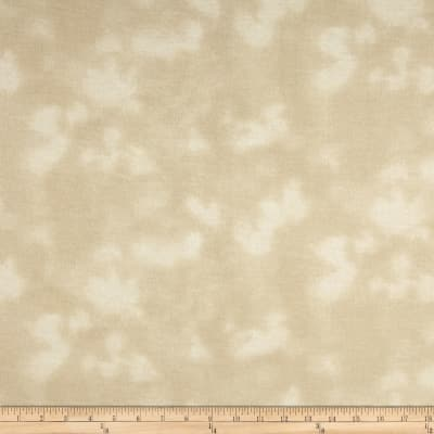 108'' Wide Mottled Flannel Ivory