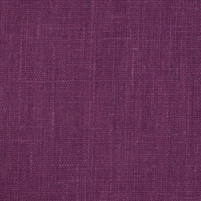 European 100% Linen Purple