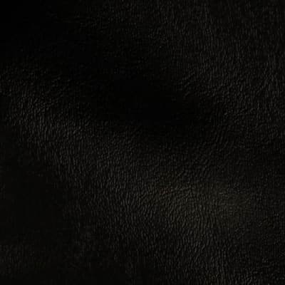 Faux Leather Wallaby Black