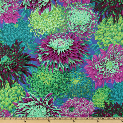 Kaffe Fassett Collective 2010 Pandora Chrysanthemum