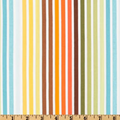 Remix Stripes Bermuda