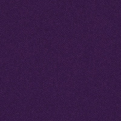 Polyester Crepe Suiting Purple