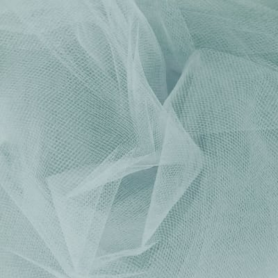 54' Wide Tulle Williamsburg Blue