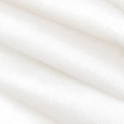 Poly Cotton Breeze Batiste White