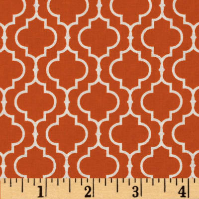 Metro Living Tile Orange