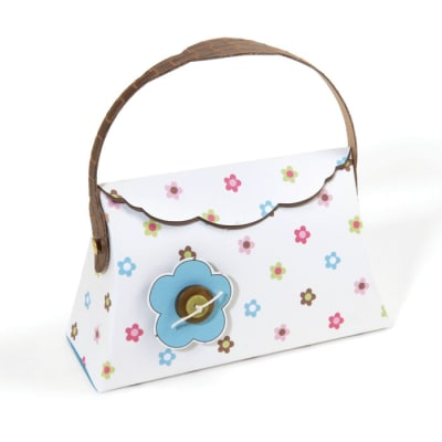 Sizzix Bigz Pro Die - Purse, Pillow