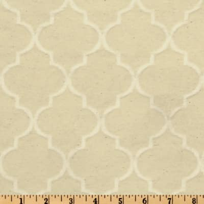 World Wide Naturally Washed Collection Crawford Jacquard Natural