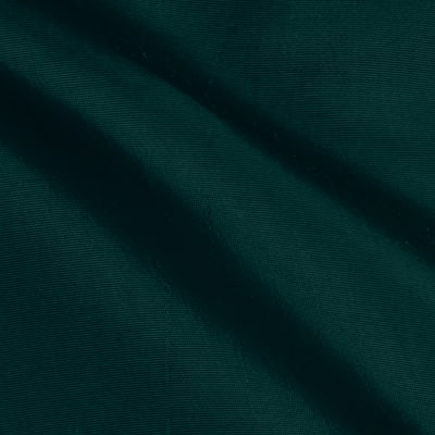 "60"" Poly Poplin Hunter Green"