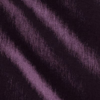 Stretch Taffeta Plum