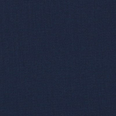 Micro Brushed Twill Navy