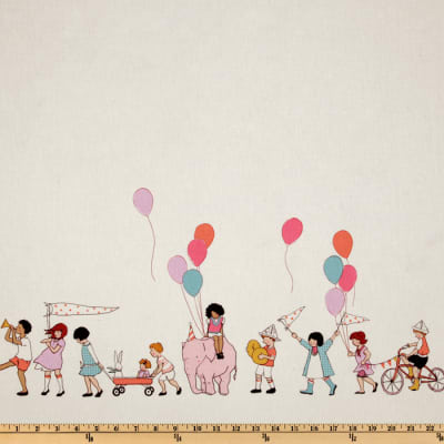 Michael Miller Children at Play On Parade Double