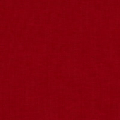 Kaufman Laguna Stretch Cotton Jersey Knit Red Fabric