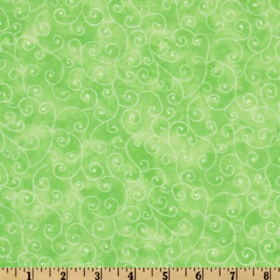 Moda Marble Swirls (9908-75) Mint Green
