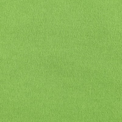 Kaufman Flannel Solid Lime