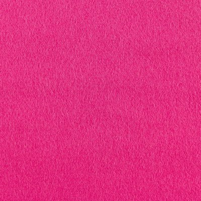 Kaufman Flannel Solid Hot Pink