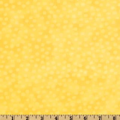 Moda Marble Dots (#3405-56) Lemon