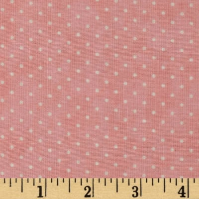 Moda Essential Dots (# 8654-21) Pink