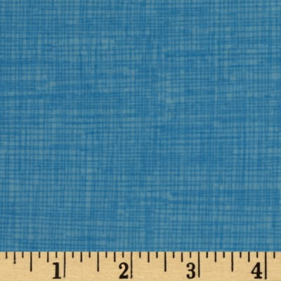Timeless Treasures Sketch Flannel Chambray Blue