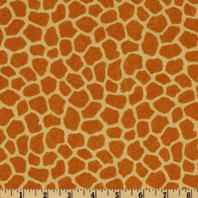 Jungle Babies Giraffe Tan