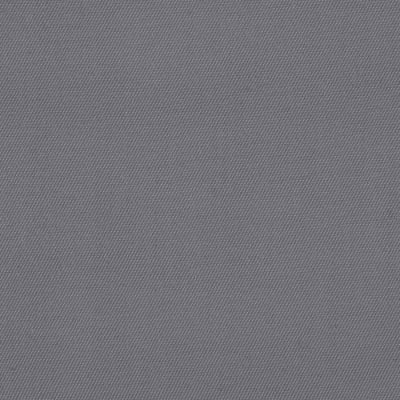 Cotton Blend Twill Grey