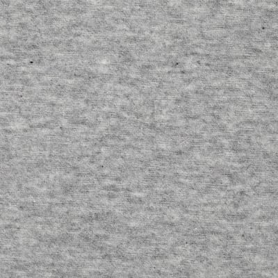 Kaufman Laguna Stretch Cotton Jersey Knit Heather Grey