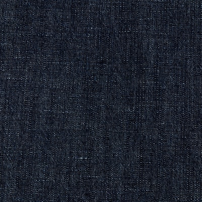 Kaufman Cotton/Linen Chambray 5 oz. Indigo Washed