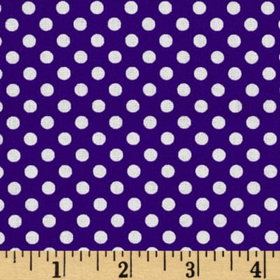 Spot On Mini Dots Purple