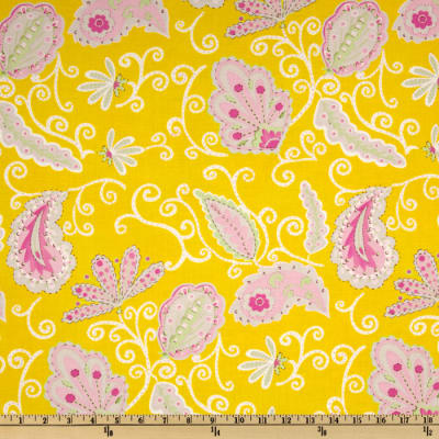 Pretty Little Things Madeline Paisley Yellow