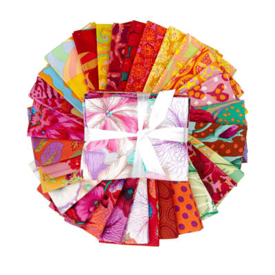 Kaffe Fassett Fat Quarter Bundle Fire