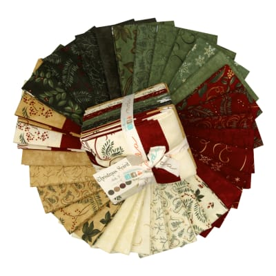 Moda Christmas Spirit Fat Quarter Assortment