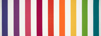 Michael Miller Stripes Mighty Stripe Rainbow