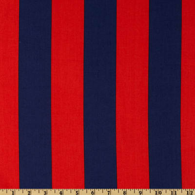 Michael Miller Prepsters Two By Two Stripe Twilight