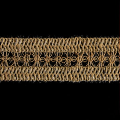 Expo 2'' Foster Woven Braid Trim Natural