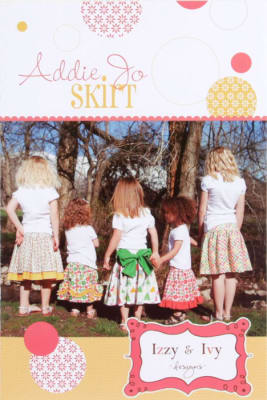 Izzy & Ivy Addie Jo Skirt Pattern