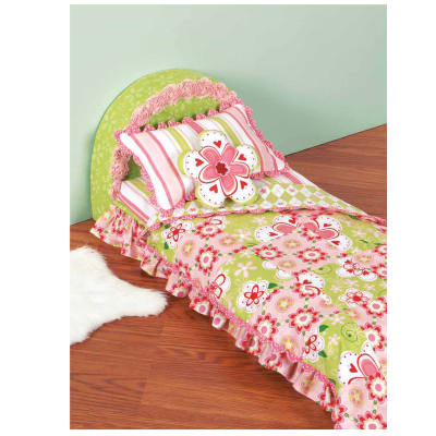 Ellie Mae Sweet Dreams Doll Bed Pattern