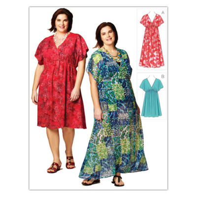 Kwik Sew Women's Dresses (3868) Pattern